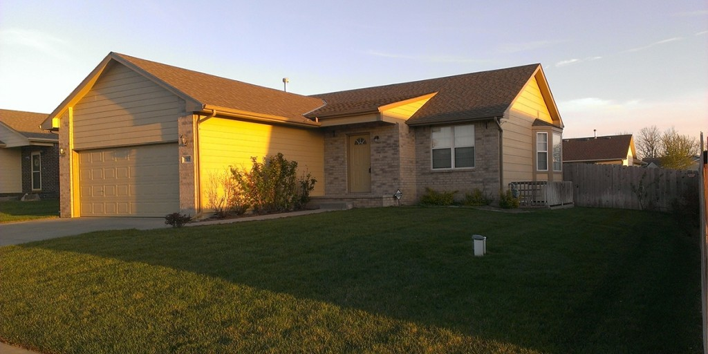 Exterior painting house painting west co painting wichita for Exterior construction wichita ks