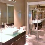 bathroom interior painting